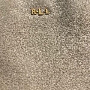 Ralph Lauren Leather Purse Backpack